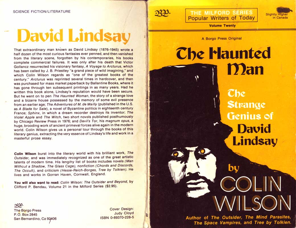 the life and works of david lindsay sellin bernard gunnell kenneth