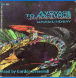 Cover image for Gordon Greenhill's audiobook of A Voyage to Arcturus
