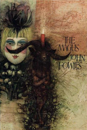 Cover to The Magus by John Fowles