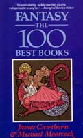 Fantasy: The 100 Best Books, book cover