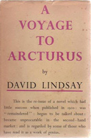Cover to Gollancz's 1946 edition of A Voyage to Arcturus